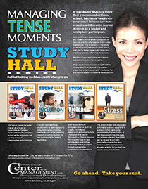 Study Hall Series PDF FLyer